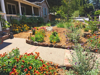 Circlefoot Permaculture is a full service design/build landscape contractor producing beautiful landscapes and farms